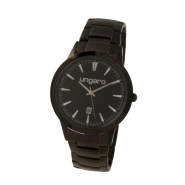 Date watch Alceo Black