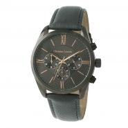 Chronograph Textus Leather Grey