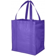Liberty grocery tote purple