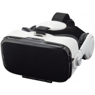 VR Headset with Headphones